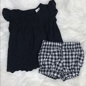 Baby Girl 6M Outfit